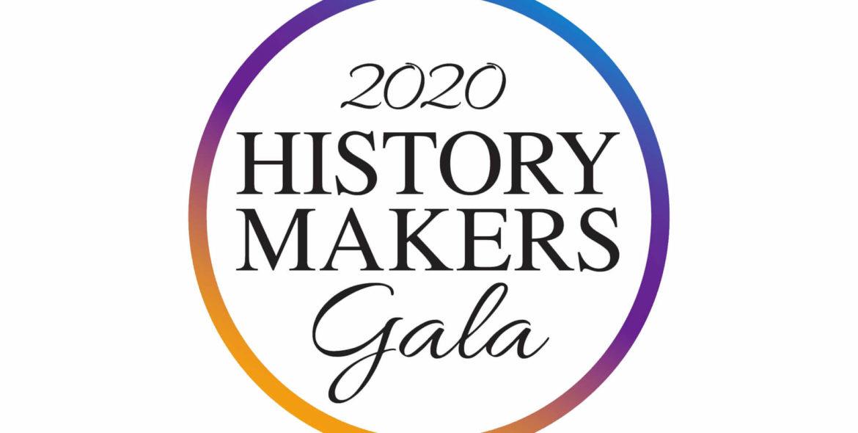 2020 History Makers Gala header