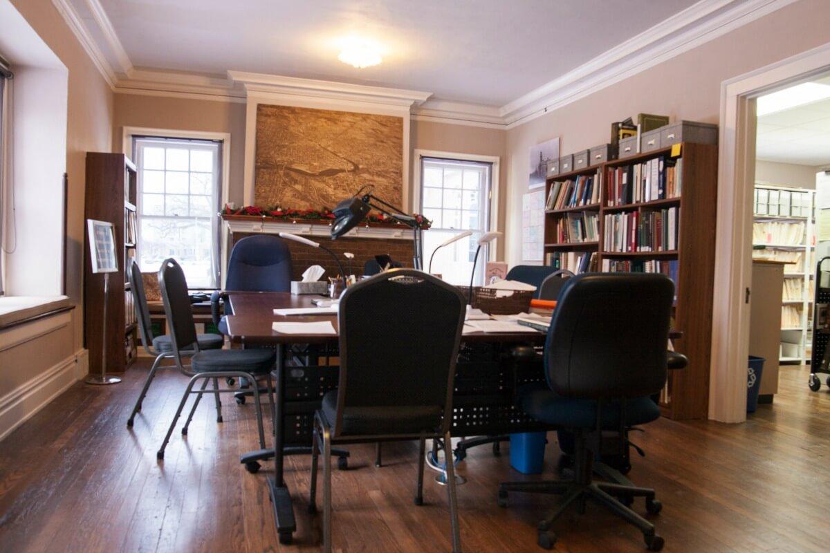 RCHS Venue #7: Charles Tallman Archives