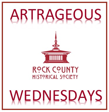 Artrageous Wednesdays logo