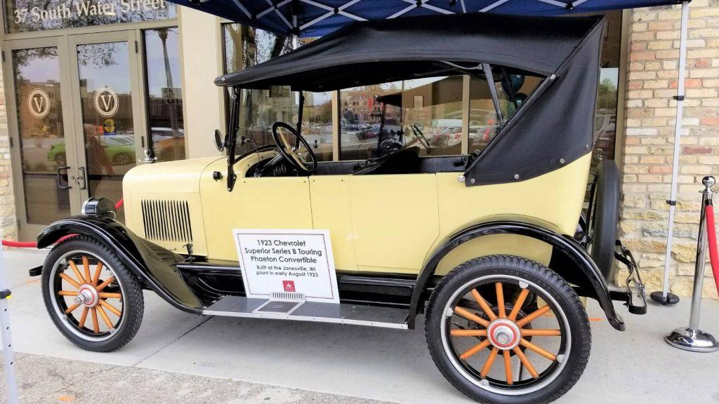 1923 Janesville-made Chevrolet