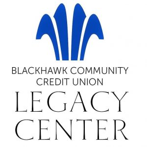 BHCCU Legacy Center logo