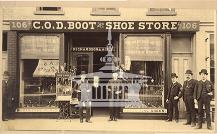 C.O.D Shoe and Boot Store
