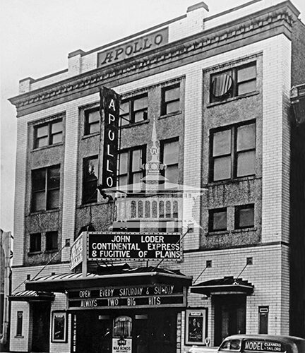 Apollo Theater, ca 1943