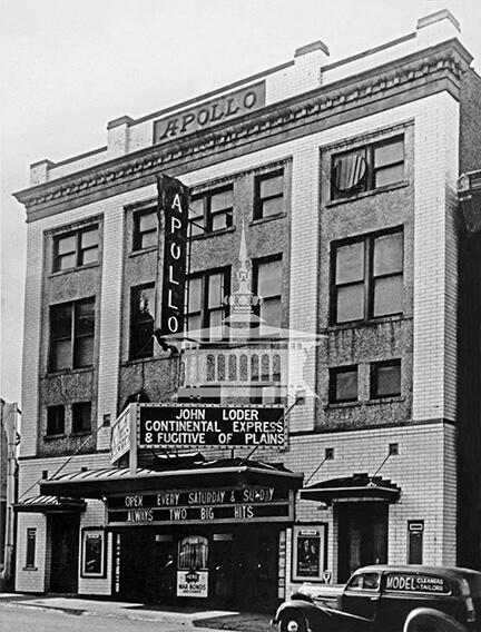 Apollo Theater, ca 1943