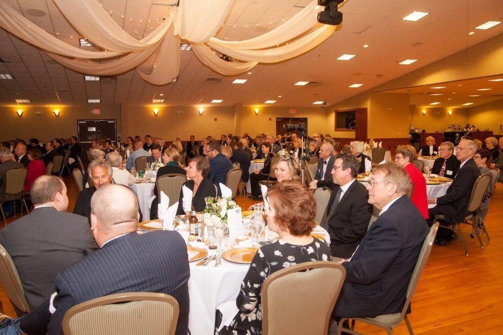 Noon Rotary Centennial Celebration dinner