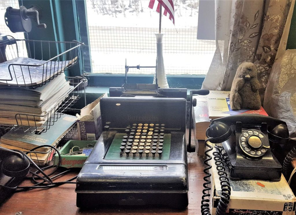 Original City Ice Office Equipment