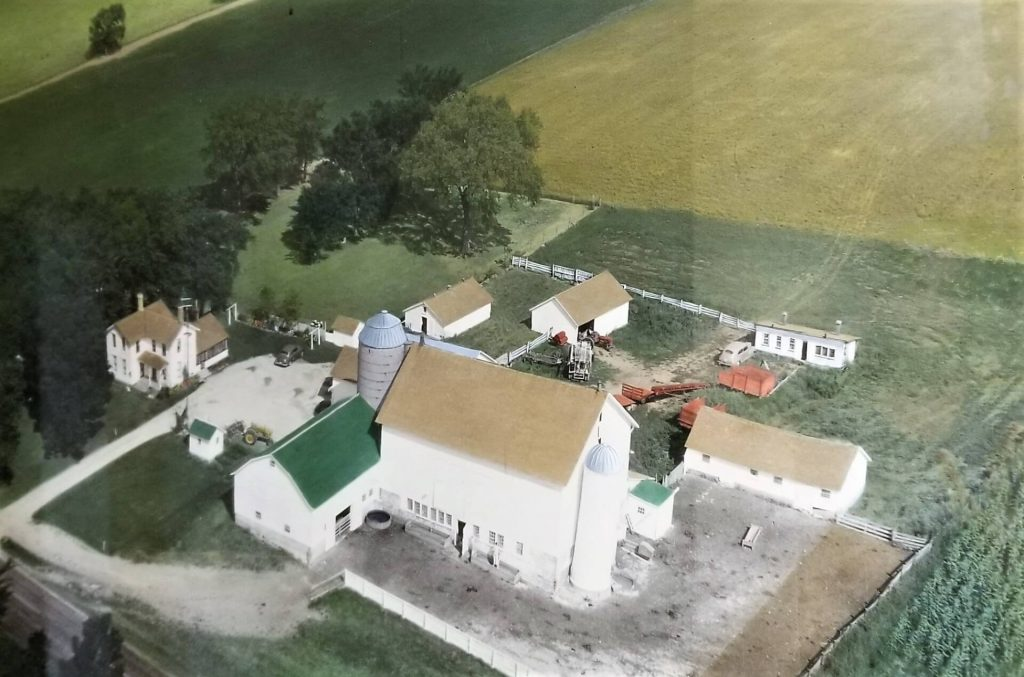 Original Larson Homestead