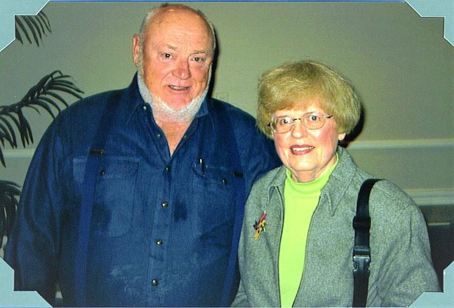 Ronald & Paulette Melvin