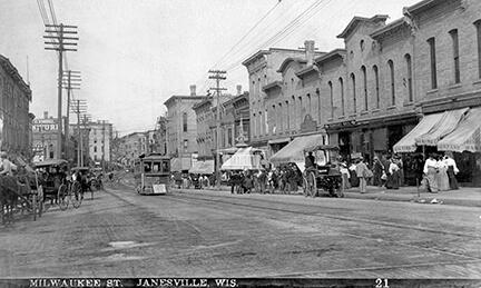 Janesville Electric Railway