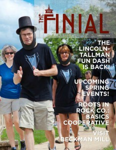 The Finial Spring 2014