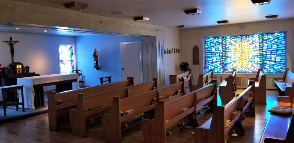 The Chapel at St. Elizabeth Nursing Home