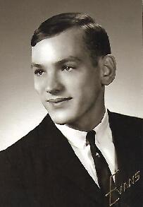 Stan Milam high school senior picture