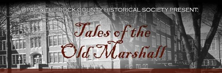 """""""Tales of the Old Marshall"""""""