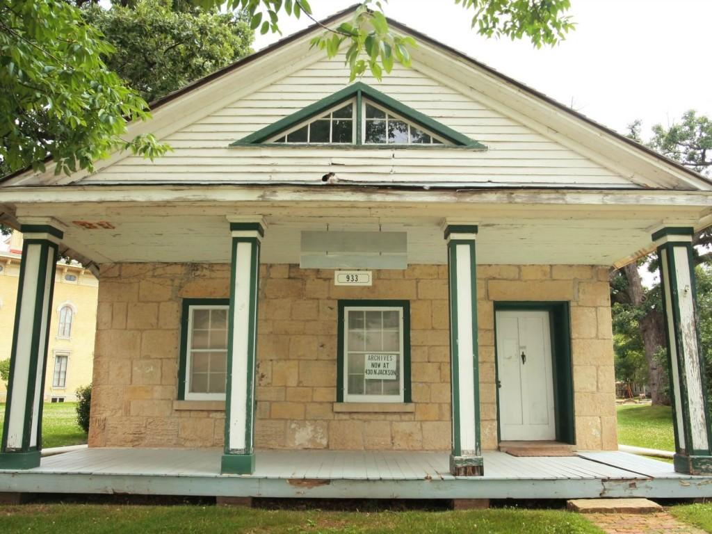 Wilson King Stone House