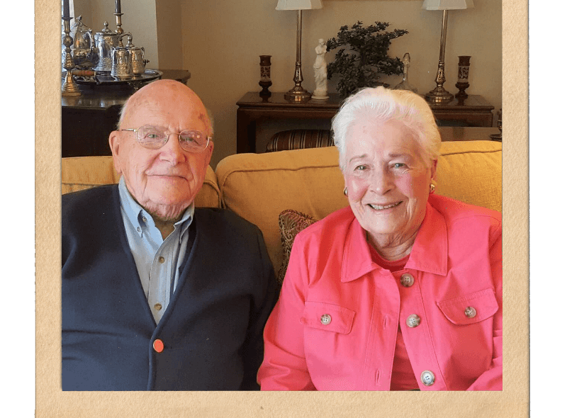 Alan & Betty Dunwiddie