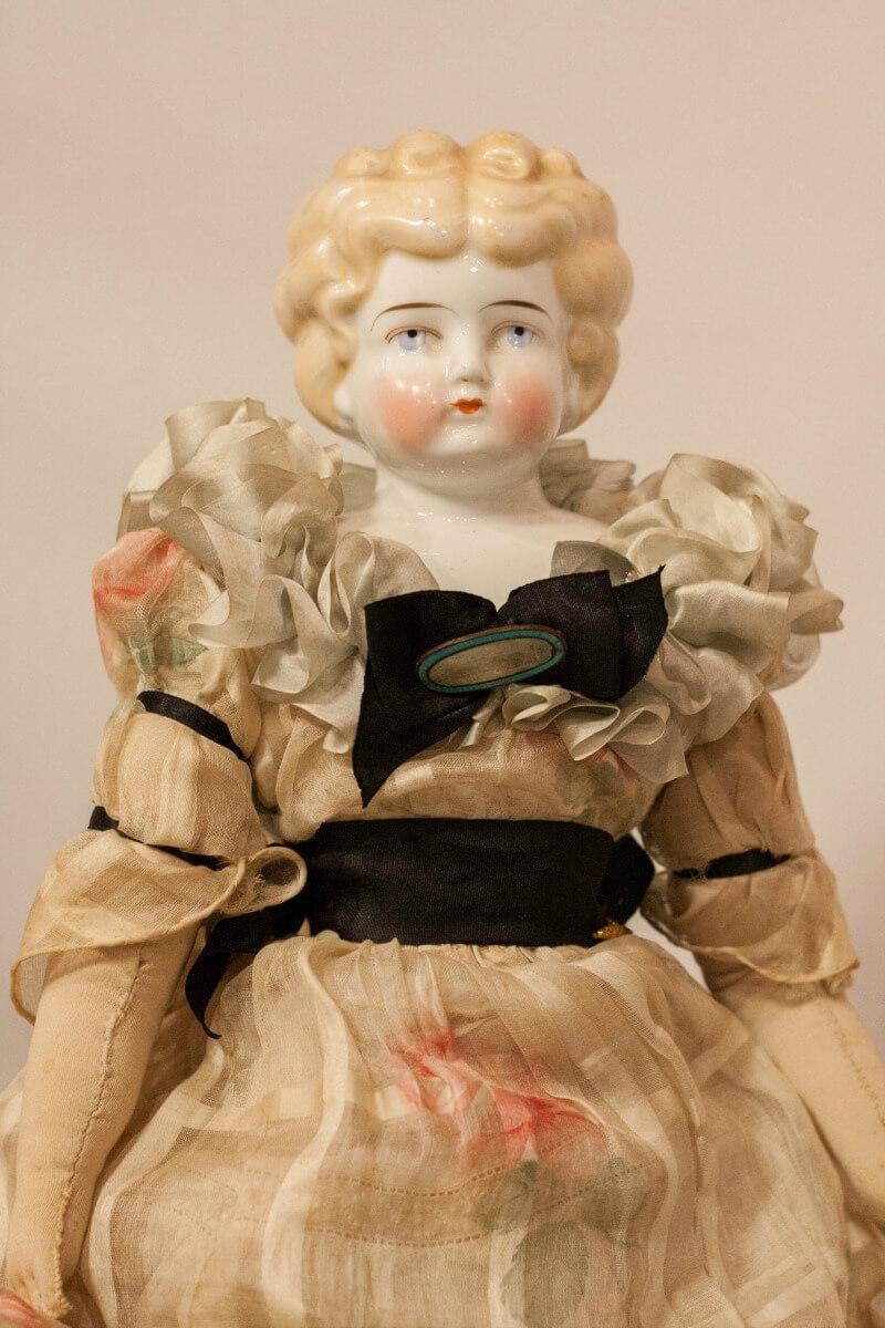 Doll - China Head
