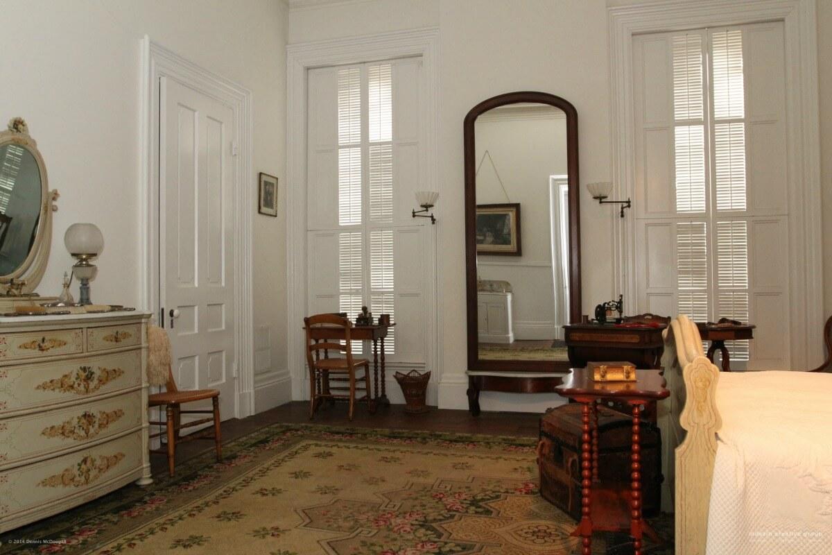 Gussie Tallman Bedroom