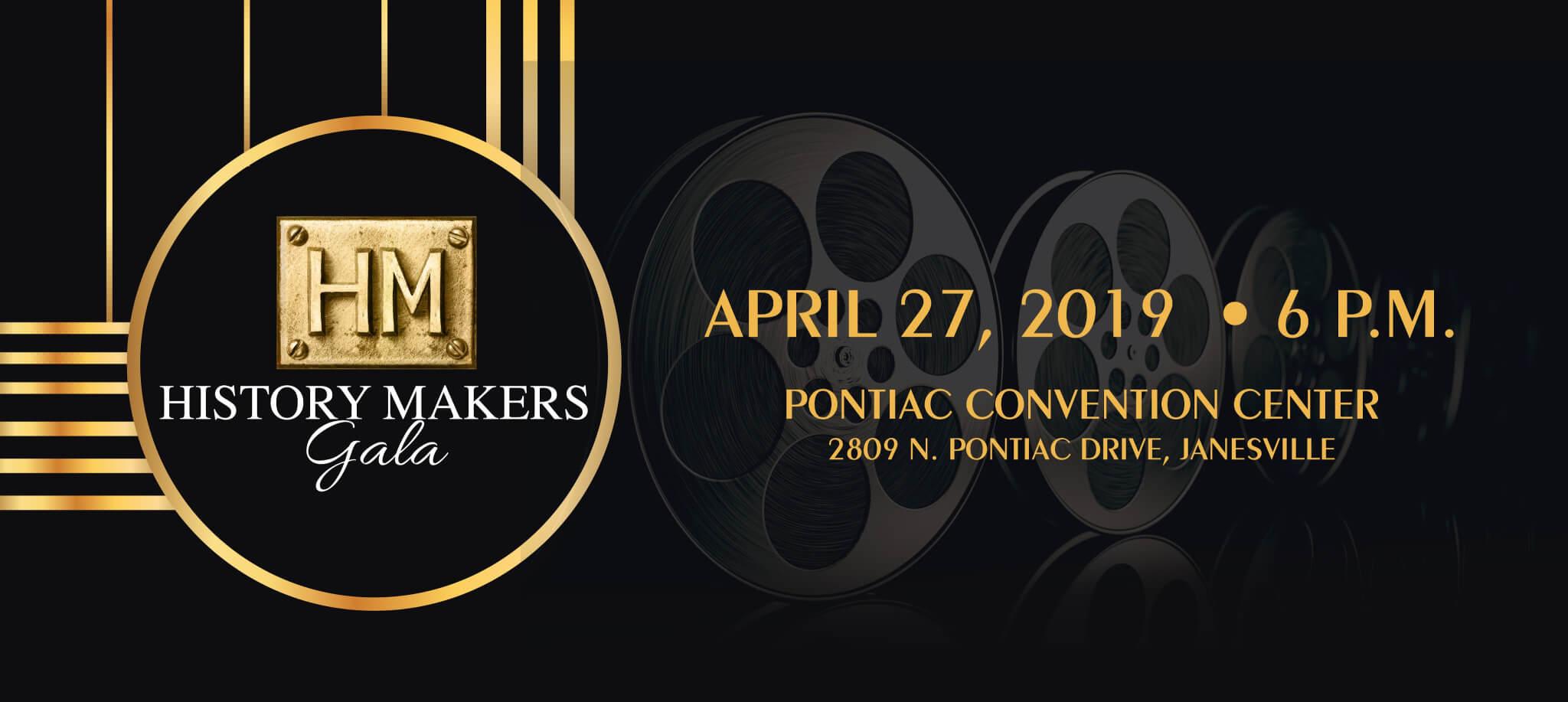 History Makers Gala 2019