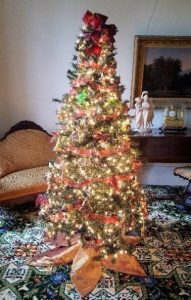 HistoryTeller Christmas Tree