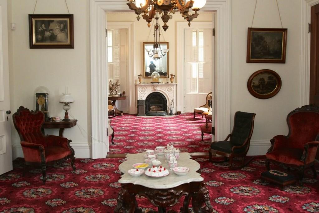 Tallman House Library & Parlor