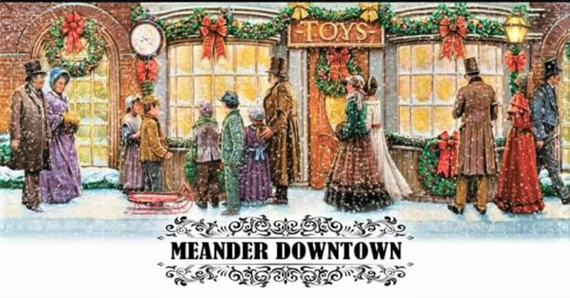 Meander Downtown Janesville