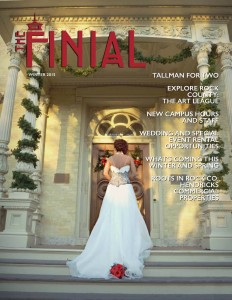 The Finial Winter 2015