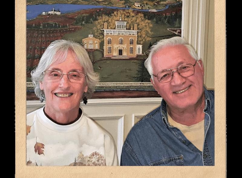 Margaret & Rob Delaney